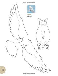 Paper Birds: 25+ Projects to Copy, Cut, and Fold: Hiroshi Hayakawa: 9781454708452: Amazon.com: Books: