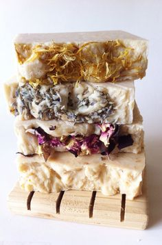 Handmade soap on Etsy