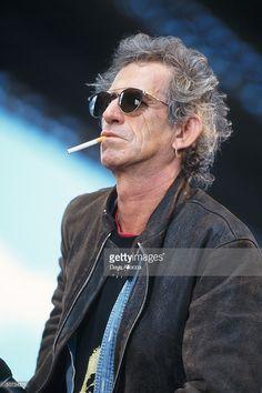 Musician Keith Richards.