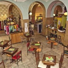 One of our favourite spots in the city, this is a must-see vintage shop located in the Baixa neighbourhood. With a wide range of unique pieces that must be at least 25 years old, it's the perfect place to spend an afternoon!