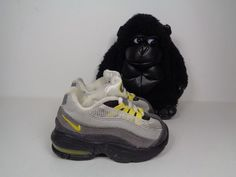 sale retailer 784a1 5226b Babies Nike Air Max Toddlers Basketball shoes size 5 C