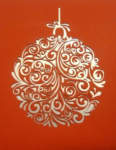 Pjovimas lazeriu. Laser abstraction of an ornament