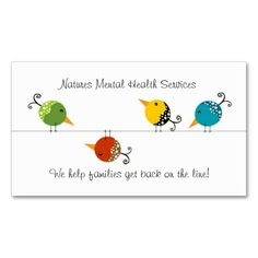 194 best mental health counselor business cards images on pinterest counseling services business card colourmoves