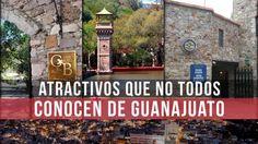 10 atractivos que no todos conocen de la ciudad de Guanajuato