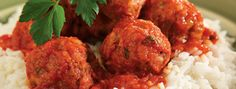 Minute® - Porcupine Meatballs - We can help.®  I made this tonight and all FOUR boys loved it.  That doesn't happen very often.  Super easy, too.