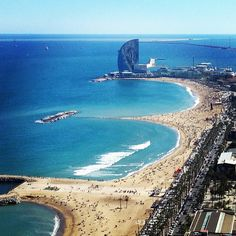 Barcelona, Spain. I want to go back!