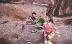 Ariana Grande and Mac Miller  - ELLE.com