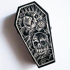 Little Coffin by Megaspore Studio — BELOW