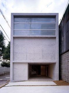 比治山の家
