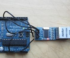 Add Ethernet to any Arduino project for less than 10$   Check out http://arduinohq.com  for cool new arduino stuff!