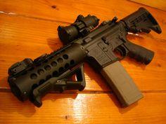 AR AR15 SBR Extreme