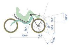 Three Wheel Bicycle, Traction Avant, Recumbent Bicycle, Reverse Trike, 3rd Wheel, Pedal Cars, Bike Frame, Power Boats, Motorcycle Bike