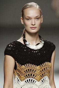 Crochetemoda: Vogue