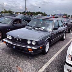 Really cool BMW by @kibur_e28 on Instagram