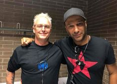 Mike and Tom Morello