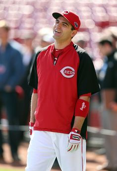 Joey Votto Photo - Division Series - San Francisco Giants v Cincinnati Reds - Game Four
