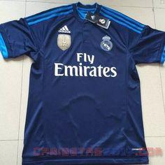 Camiseta Real Madrid 2015 2016 tercera Camiseta Real Madrid 2017 4675722679f59
