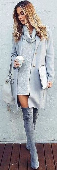 15 Winter Dress Outfits You Need To Copy - Society19