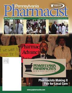 Pennsylvania Pharmacist May/June 2013