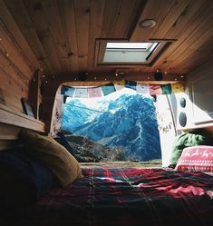 "3,135 Likes, 29 Comments - #VanLifeMovement  (@vanlifemovement) on Instagram: ""#vanlifemovement via @yinyangdogvan ✌️  tinyhousemovement.net for more van life and simple living"""