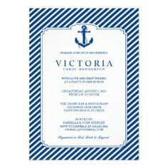 >>>Smart Deals for          	Navy Blue Nautical Bridal Shower Invitation           	Navy Blue Nautical Bridal Shower Invitation today price drop and special promotion. Get The best buyDiscount Deals          	Navy Blue Nautical Bridal Shower Invitation Review on the This website by click the b...Cleck Hot Deals >>> http://www.zazzle.com/navy_blue_nautical_bridal_shower_invitation-161561333166728907?rf=238627982471231924&zbar=1&tc=terrest