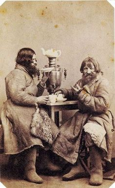 The Samovar   ~Repinned Via Phyllis Martin