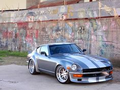 1971 Datsun 240Z (the elanore of japanese cars)