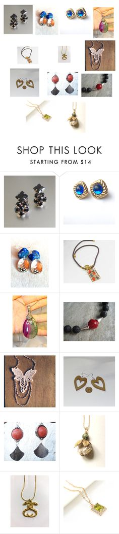 """accessories"" by anastasiatsouk ❤ liked on Polyvore"