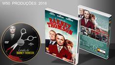 A Lenda De Barney Thomson - DVD 1 - ➨ Vitrine - Galeria De Capas - MundoNet | Capas & Labels Customizados