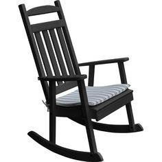 Calvin Two-Seat Rocking Bench With Cushion Wicker Rocking Chair, Outdoor Rocking Chairs, Wicker Chairs, Patio Chairs, Adirondack Chairs, Pink Chairs, Office Chairs, Swivel Chair, Outdoor Patio Swing