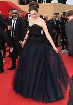 Marion Cotillard in Dior | Cannes 2012