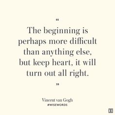 Inspirational And Motivational Quotes : QUOTATION – Image : Quotes Of the day – Life Quote from Vincent van Gogh Sharing is Caring The Words, Vincent Van Gogh, Quotes To Live By, Life Quotes, Wisdom Quotes, Van Gogh Quotes, Best Quotes, Favorite Quotes, Motivational Quotes