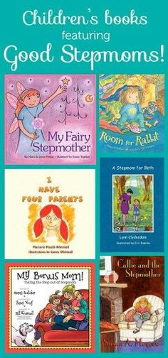 I wish I had these books when I was younger. I still adore my step mom though. My dad is passed and she is still my mom. I hope and pray that my step kids will love me the way I love her. Not just while they are children, but for ever. Step Parenting, Parenting Memes, Gentle Parenting, Parenting Teenagers, Peaceful Parenting, Parenting Advice, Susa, Attachment Parenting, Childrens Books