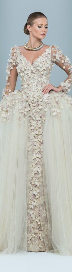 Marwan & Khaled couture 2015