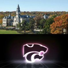 KSU Kansas State University. Wildcats