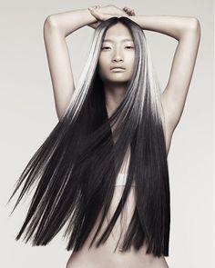 Karine Jackson Long Black Hairstyles