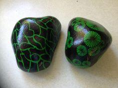 Farvede sten - www.metteshobby.dk