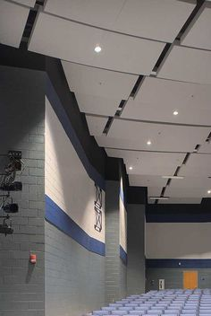 Conwed|Wall Technology A100 Series Acoustical Wall Panels    Foundations Acoustical Ceilings