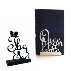 Fairytale bookends- a perfect gift for book lovers *