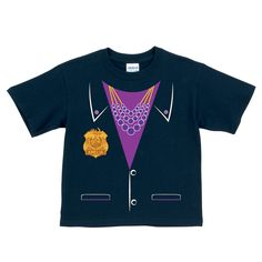 The Official PBS KIDS Shop | Odd Squad President Navy T-Shirt