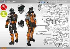 Celestial Guard Game Character Design, Character Design Inspiration, Character Concept, Character Art, Character Sheet, Infinity Art, Infinity The Game, Fantasy Warrior, Sci Fi Fantasy
