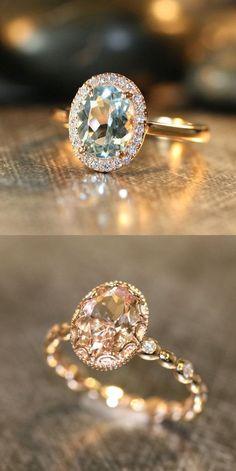 eye blazzling oval diamand engagement rings