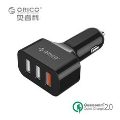 Quality ORICO Quick Charge Universal USB Fast Car Charger Adapter For Mobile Phones iPhone Samsung Tablet PC Available with free worldwide shipping on AliExpress Mobile Portable Phone Charger, Solar Charger, Charger Adapter, Iphone Mobile Phone, All Mobile Phones, Samsung, Led Technology, Fast Cars, Consumer Electronics