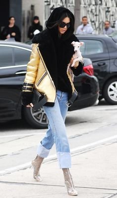 Love Kendall Jenner's style? This winter piece is one you'll want to add to your closet.