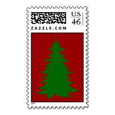 Tree for Christmas Stamps