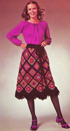 aha! this is more the granny square skirt i'm talking about.