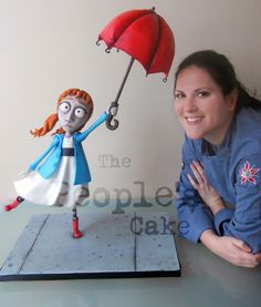 The People's Cake - Blown Away Betty - Kaysie Lackey    Register for this December USA class now!