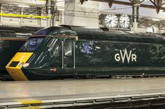 The Great Western Railway is reborn with a new Pentagram-designed identity that rebrands train operating company First Great Western. But can looking back to the railway's distinguished past help the company to move forward? Electric Locomotive, Diesel Locomotive, Uk Rail, Rail Train, Electric Train, British Rail, Speed Training, Power Cars, Ways To Travel