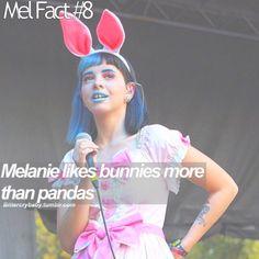 Melanie Facts