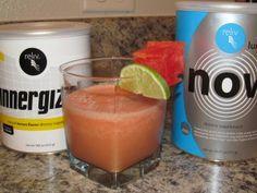 Reliv Recipe - Watermelon Lemonade